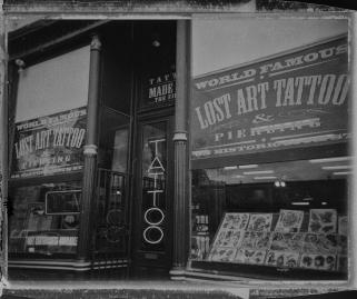 Lost Art Tattoo - Ogden, UT