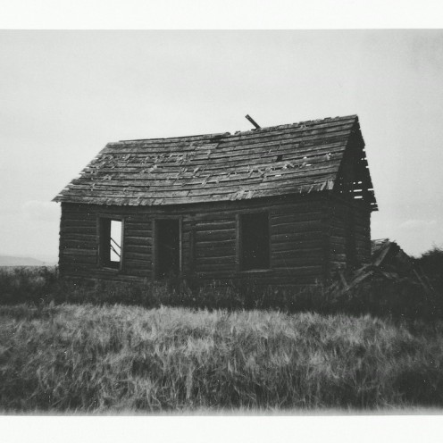 Abandoned Farmhouse - Scanned Film