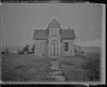 Old Ovid Meetinghouse - Ovid, ID