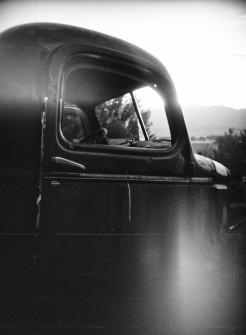 Abandoned Farm Truck