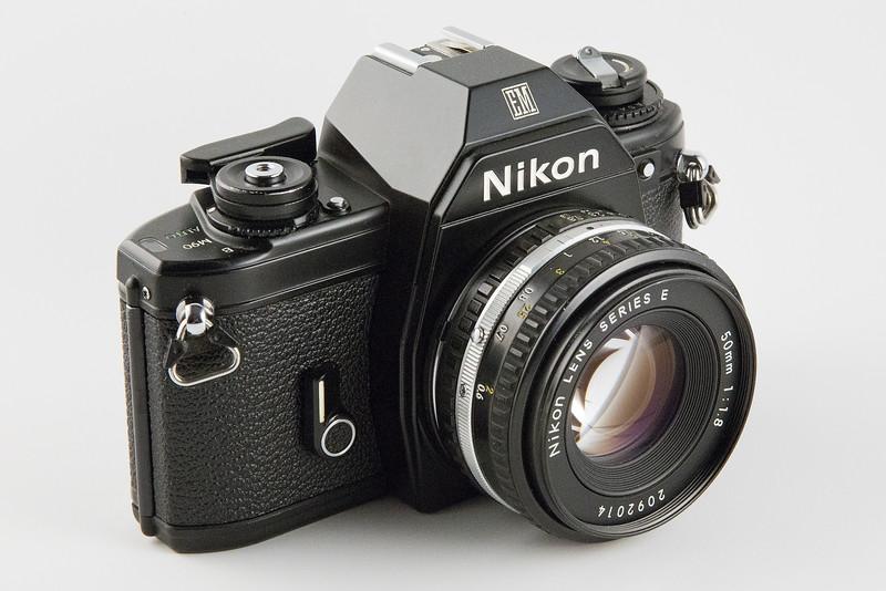 Nikon EM - 35mm Film (1979 - 1982)