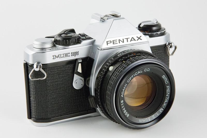 Pentax ME Super - 35mm Film (1980 - 1986)