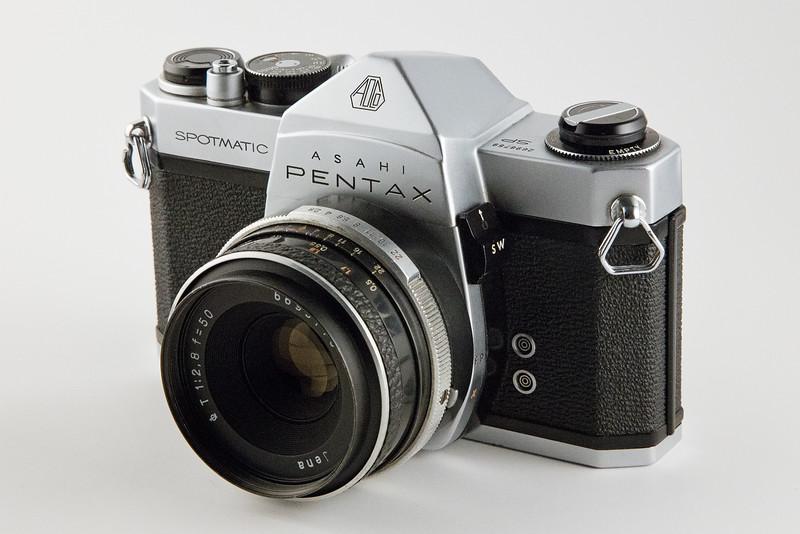 Pentax Spotmatic - 35mm Film (1964 - 1973)