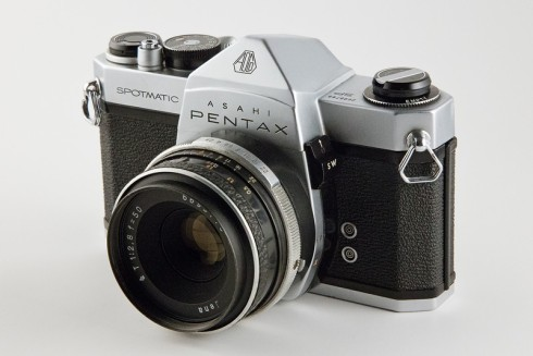 Pentax Spotmatic - 35mm Film (1964 - 1973)