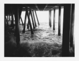 Under the Redondo Beach Pier, Redondo Beach, California