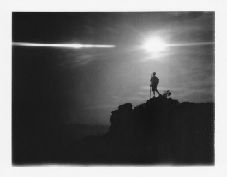 Connor Hiking Willard Basin, Utah