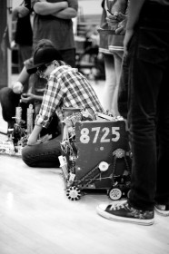 [2015_02_21] First Tech Challenge at Weber State University