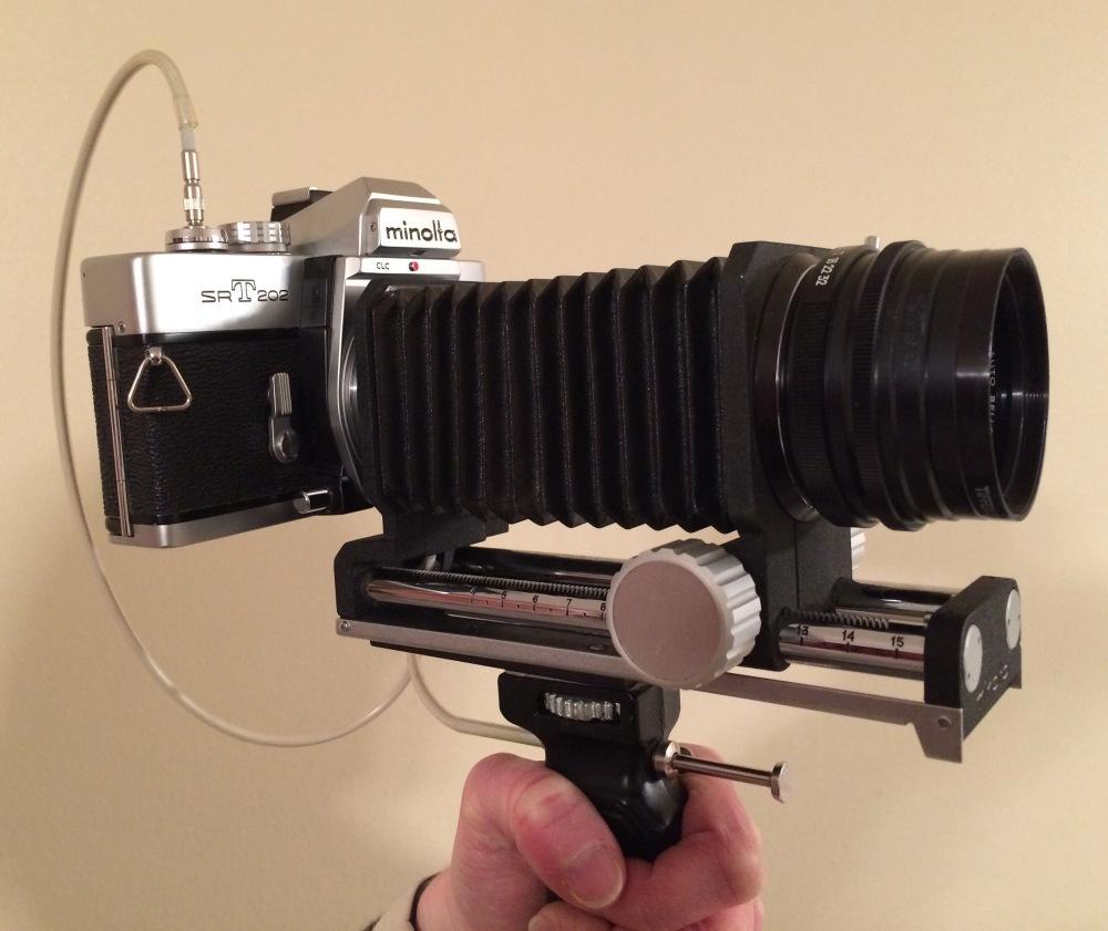 Minolta SR-T202 Clinical Camera Unit
