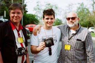 Mark Dalzell, Mat Marrash and Michael Raso
