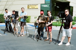 Large Format Film Photographers