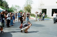 Film Photographers shooting the Large Format Film Photographers