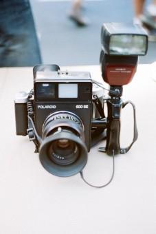 Polaroid 600SE