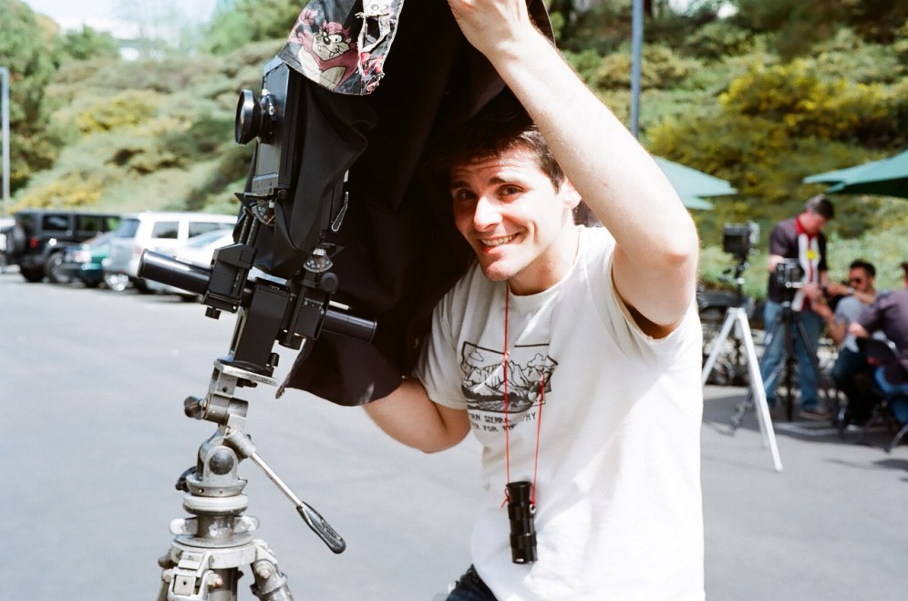 Mat Marrash from the Film Photography Project