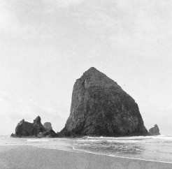 April 1, 2015 - Haystack Rock, Oregon