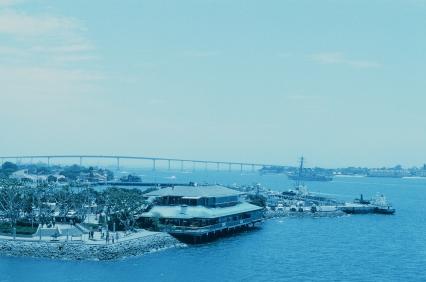 San Diego–Coronado Bridge, California