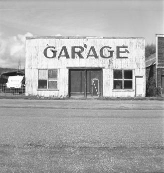 Kodak Brownie Hawkeye Flash - Garage, Freedom, WY