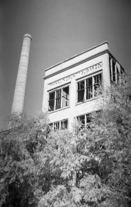 Franklin County Sugar Co. in Preston, Idaho