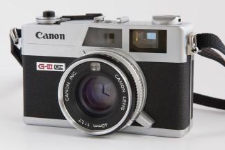 Canon Canonet G-III QL17 (1972)
