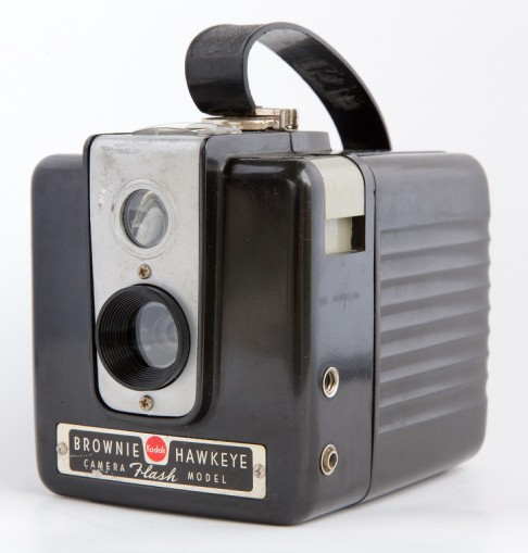 Kodak Brownie Hawkeye Flash (1949 - 1961)
