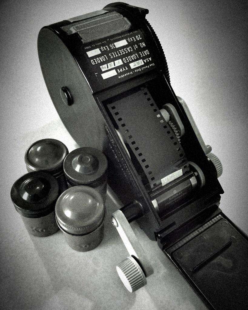 Watson Model 100 35mm Bulk Film Loader - Kodak Plus-X Pan (Expired 1979)
