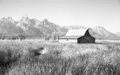 Barn at Mormon Row – Antelope Flats, Wyoming