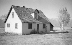 House at Mormon Row – Antelope Flats, Wyoming