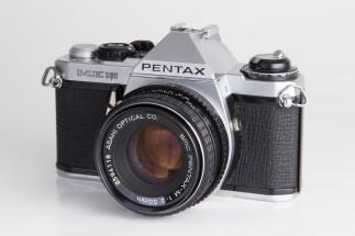 Pentax ME Super (1980 – 1986)