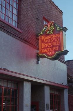 Roosters Brewing & Eatery - Ogden, Utah