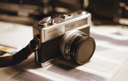 Minolta 7S Rangefinder - Utah Film Photography Headquarters