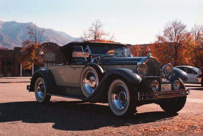 Browning-Kimball Classic Car Museum - Union Station, Ogden, Utah