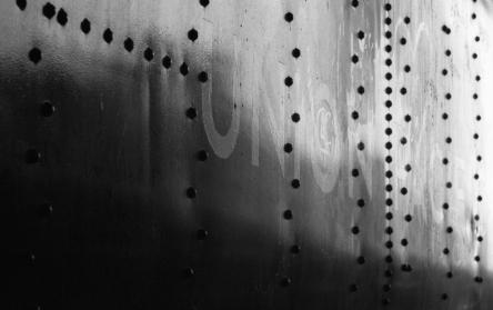 Ogden Union Station - Union Pacific Tender Car