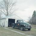 Vintage GMC Truck in Parker, Idaho