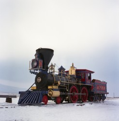 Golden Spike National Historic Site – Winter Steam Festival