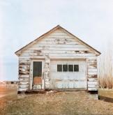 Abandoned Garage in Rexburg, Idaho