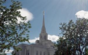 WWPPD – Ogden, Utah, Temple