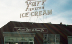 WWPPD – Farr's Ice Cream in Ogden, Utah