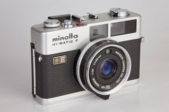 Minolta Hi-Matic F (1972)