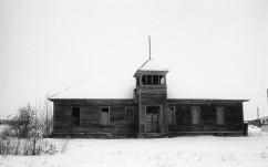 Abandoned Schoolhouse in Rexburg, ID