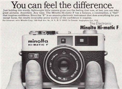 Minolta Hi-Matic F