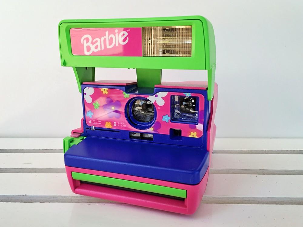 Barbie Instant Camera (1998)