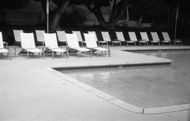 Poolside - Culver City, CA