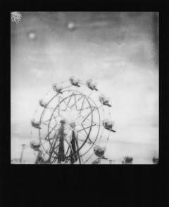 Ferris Wheel - Clinton Heritage Days, Utah