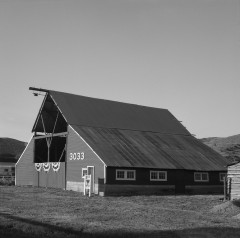 New Barn - Morgan, Utah
