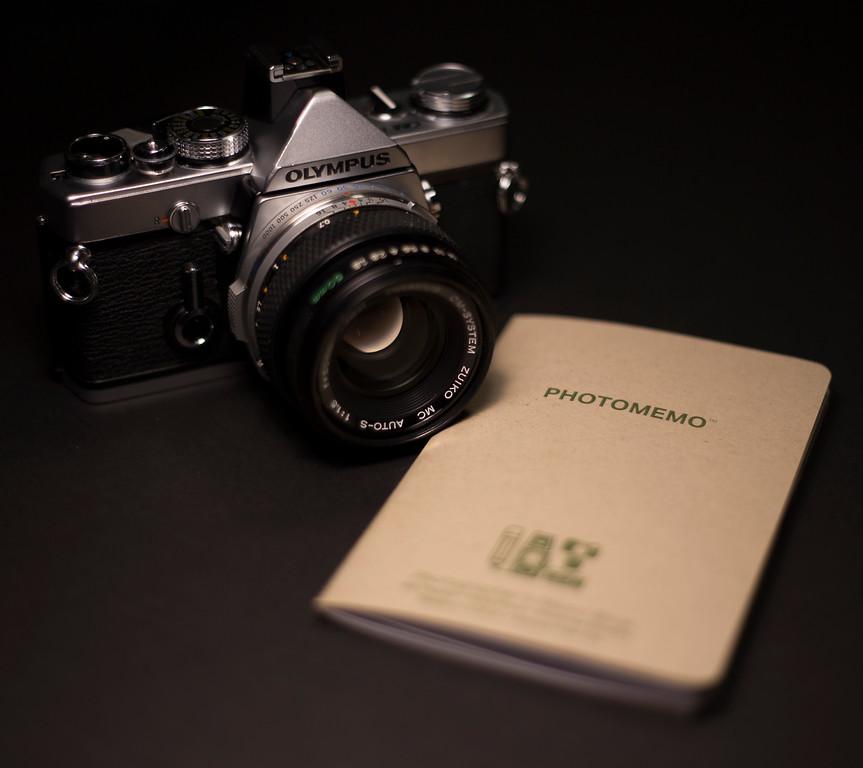 ShootFilmCo.com - PhotoMemo Photographer's Memo Book
