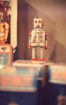 Toy Robot - Ogden, Utah
