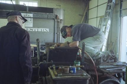 Union Station 223 Restoration Shop - Ogden, Utah