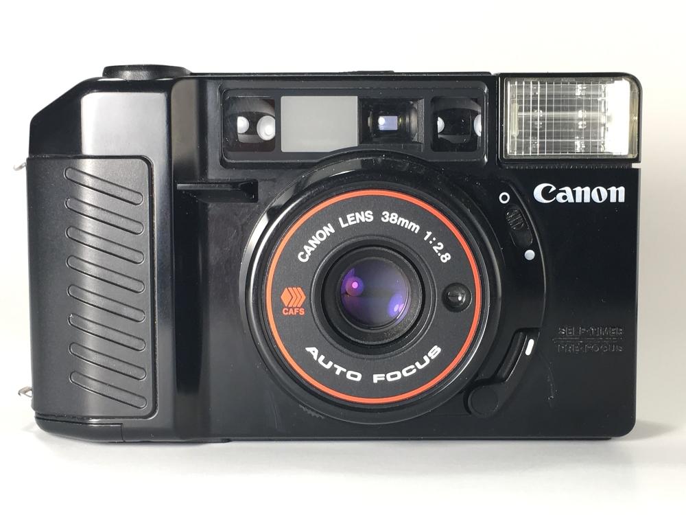 Canon New Sure Shot (AF35M II) (1983)