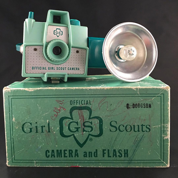 The Official Girls Scouts of America Camera