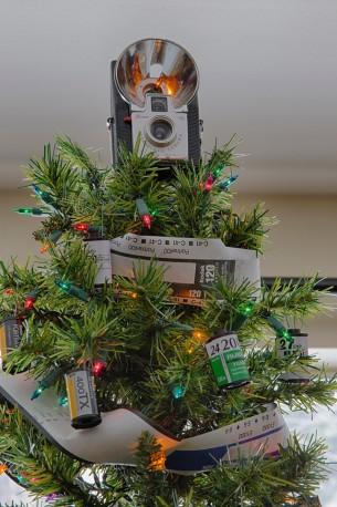 Film Christmas Tree