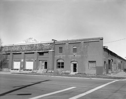 Old Warehouse - Salt Lake City, Utah